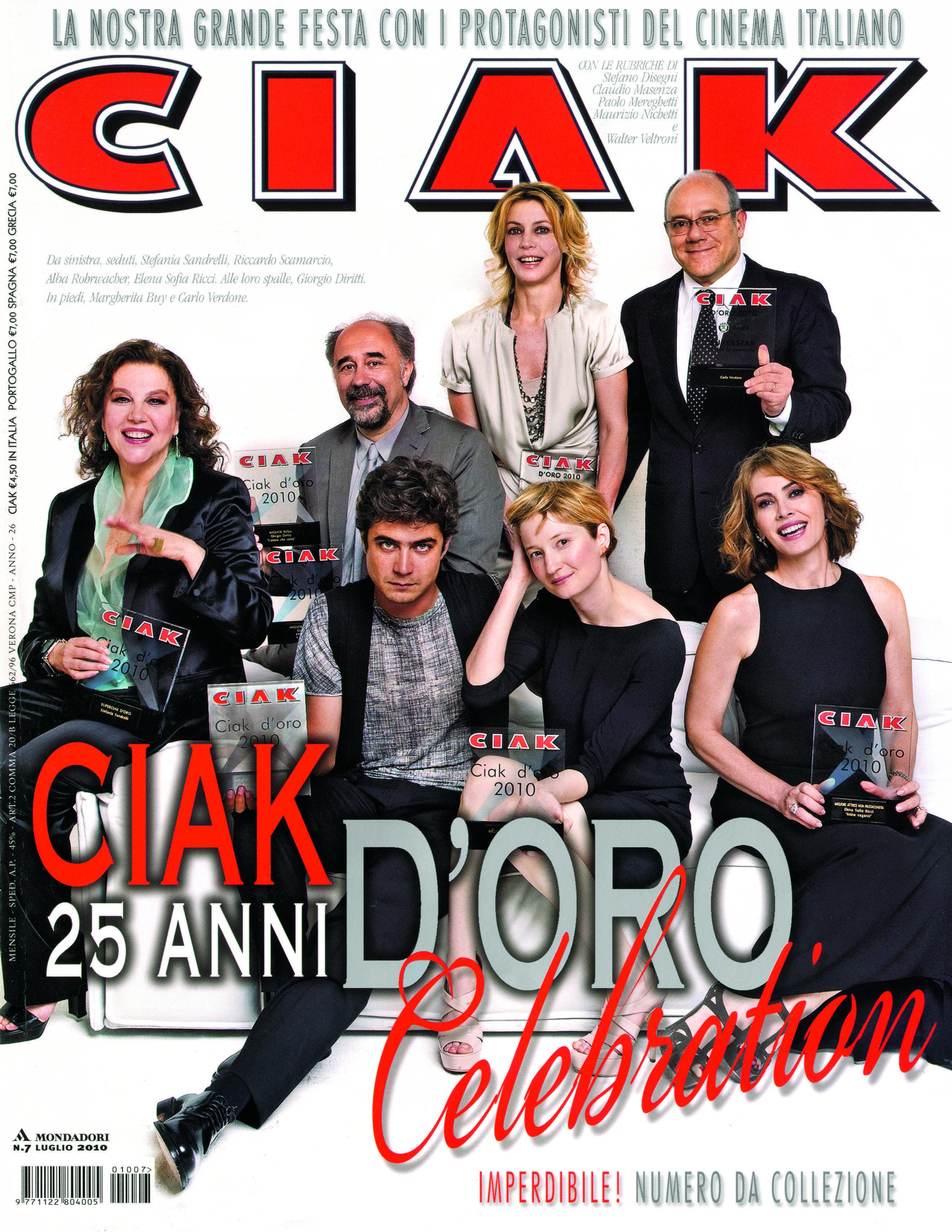 Ciak_Cover 2